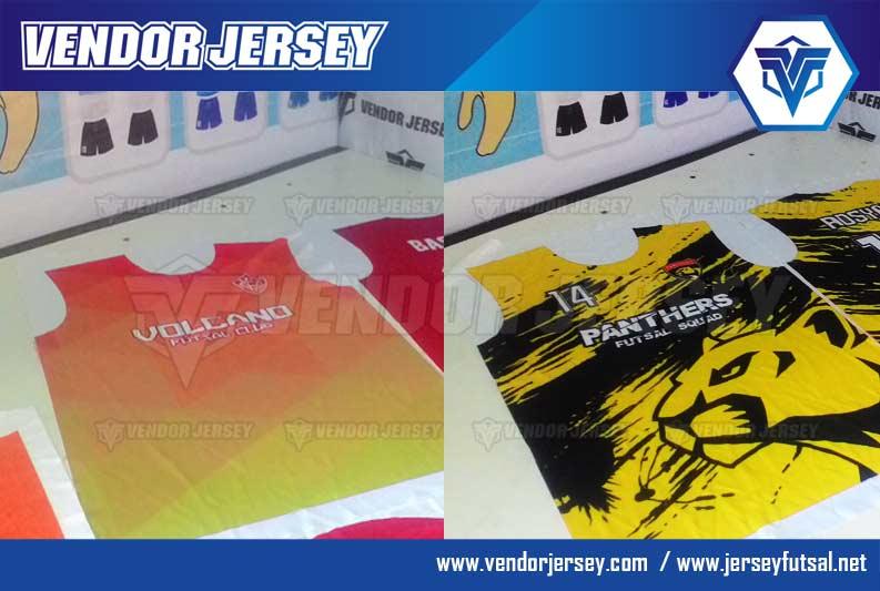 Jasa Pembuatan Baju Futsal Online