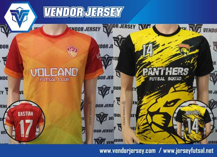 Jasa Pembuatan Baju Futsal printing Online