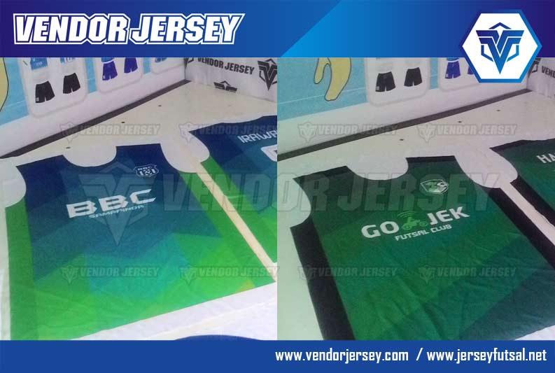 bikin Kostum Futsal Desain Sendiri