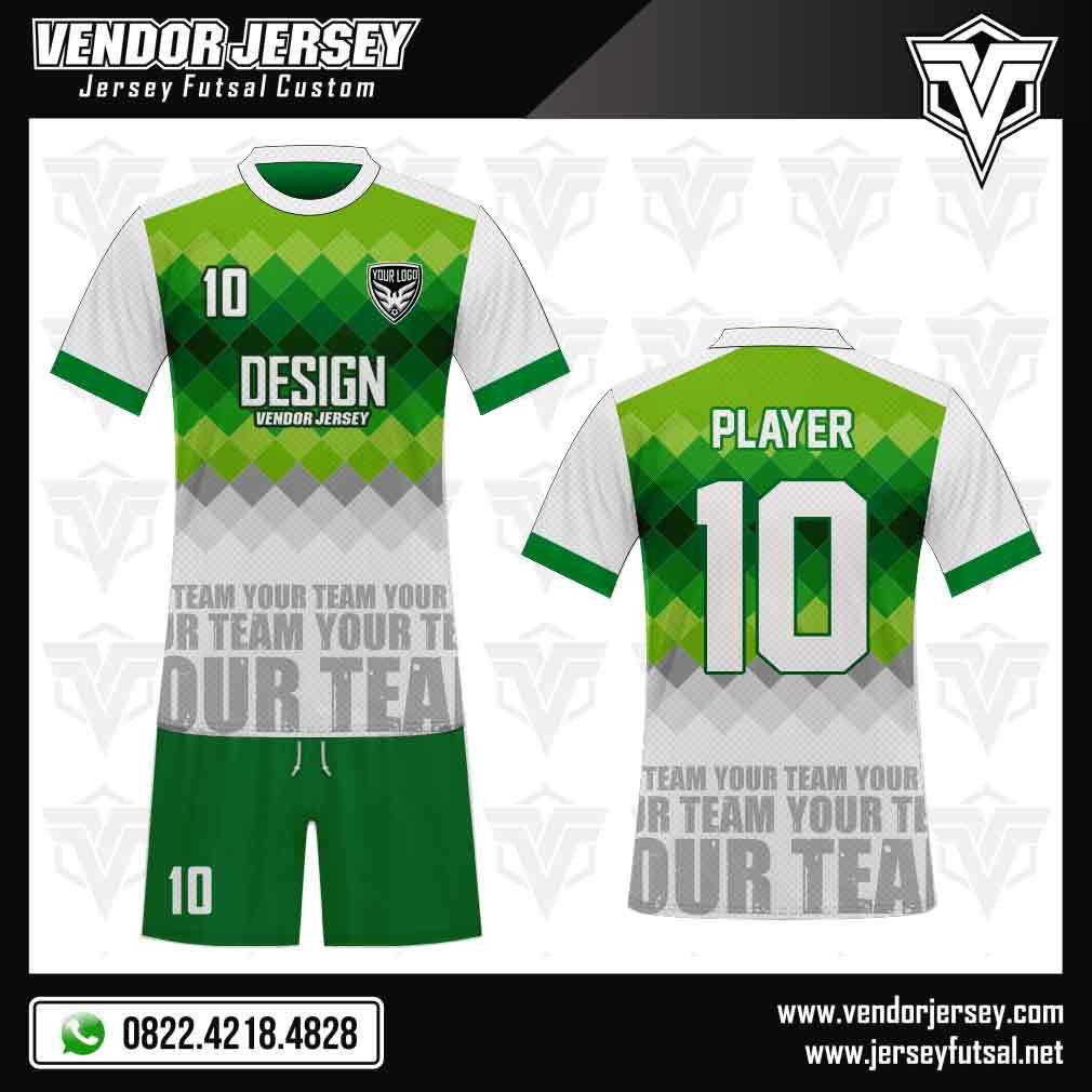 Desain Baju Kostum Futsal Millenium