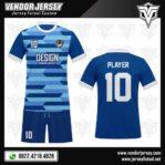 Desain Jersey Seragam Futsal – Azzurra