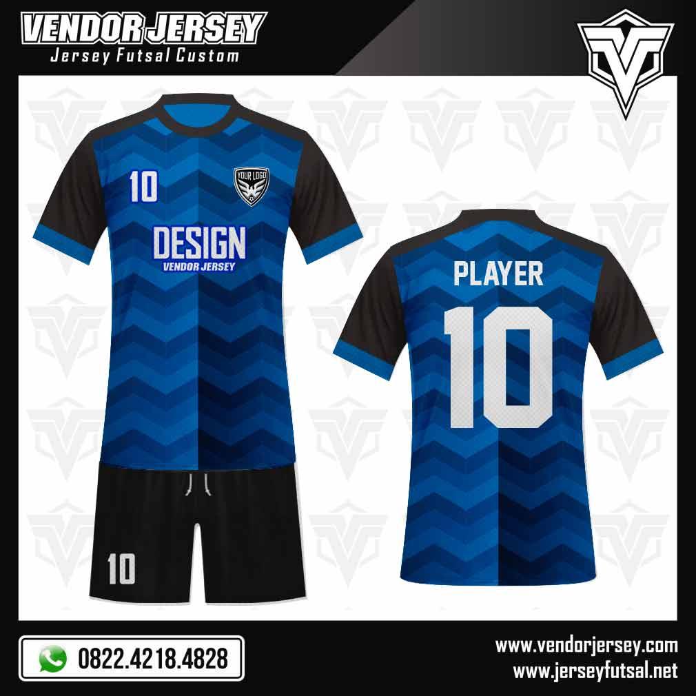 desain baju seragam futsal fantasia