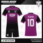 Desain Kostum / Seragam Futsal Violin