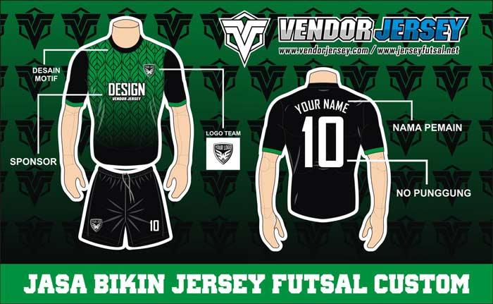 Buat Kaos Team Futsal
