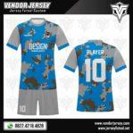Desain Baju Futsal Hexamix