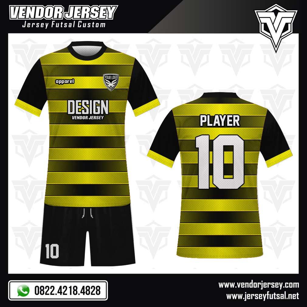 Desain Baju Futsal Horishine