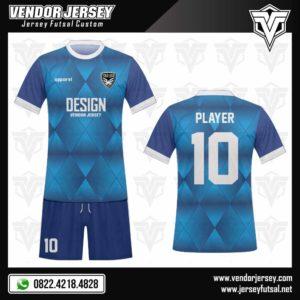 Desain Baju Futsal Rhombushine