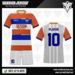 Desain Jersey Futsal Excellent