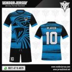 Desain Kostum Futsal Eagley – Gambar Kepala Elang