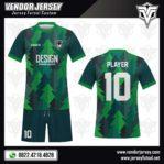 Desain Seragam / Baju Futsal Forestogren