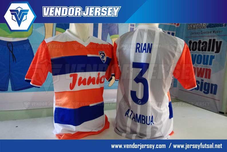tempat Buat Kaos Team Futsal