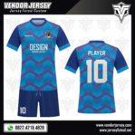 Desain Baju Futsal Bluspeed