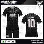 Desain Kaos Futsal The Dark