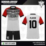 Desain Kostum Futsal Protector