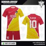 Desain Kostum Jersey Futsal The Riven