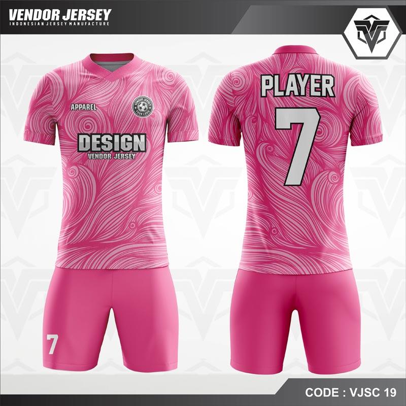 Desain Jersey Futsal
