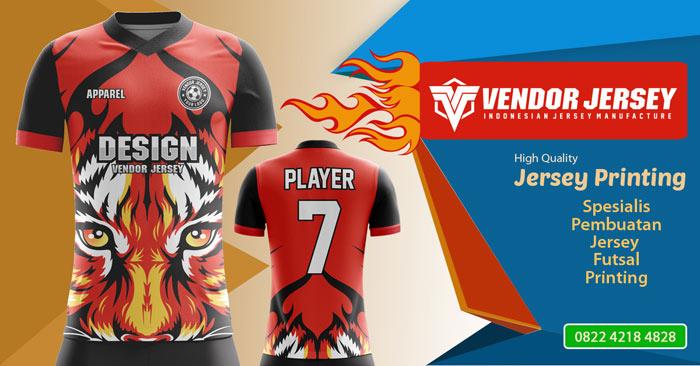 Desain Jersey Futsal KEREN